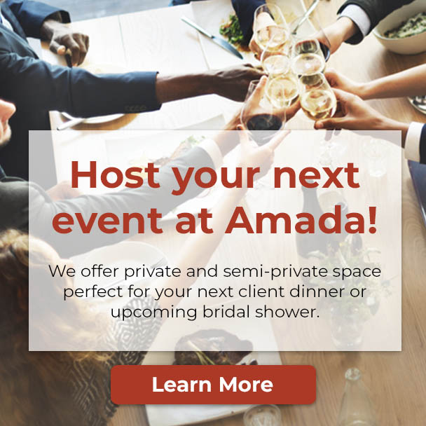 Amada Philadelphia - Center City Restaurant Week