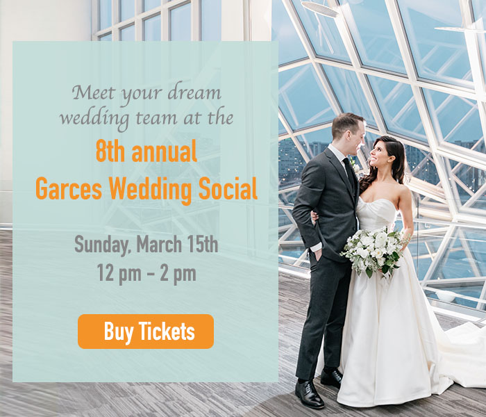 Garces Events Wedding Social